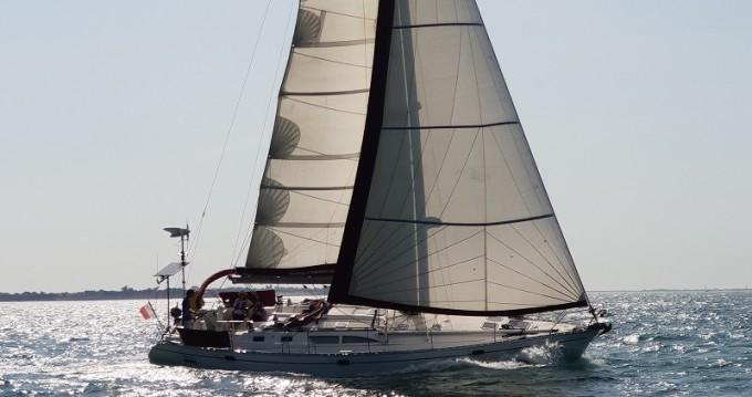 Jeanneau Sun Odyssey 45.2 entre particulares y profesional La Rochelle