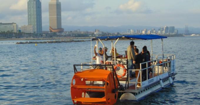 Alquiler de barcos Eventium DYG Pedal Cruiser enBarcelona en Samboat
