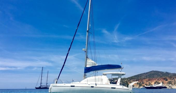 Alquiler de barcos Ibiza (Ciudad) barato de Leopard 40