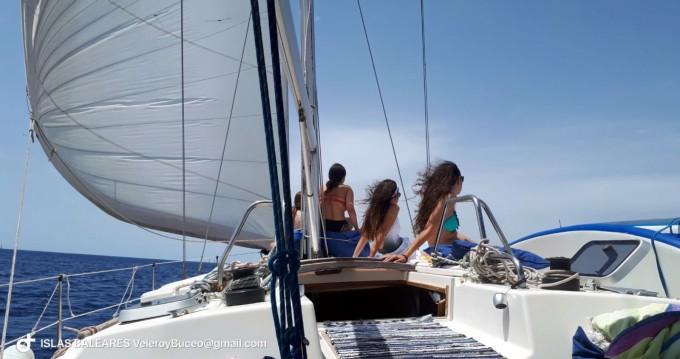 Alquiler de yate Isla de Ibiza - Velero&Buceo&Fun Islas Baleares Furia 392 en SamBoat