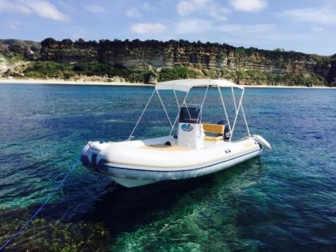 Alquiler de barcos Nautica Diving ND 5.3 enFormicoli en Samboat