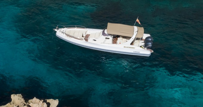 Alquiler de barcos Lomac Lomac 1000 IN enPalma de Mallorca en Samboat