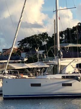 Alquiler Velero en Pointe-à-Pitre - Bénéteau Oceanis 38 Weekender
