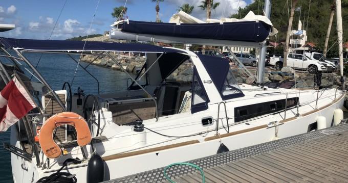 Alquiler de barcos Bénéteau Oceanis 38 Weekender enPointe-à-Pitre en Samboat