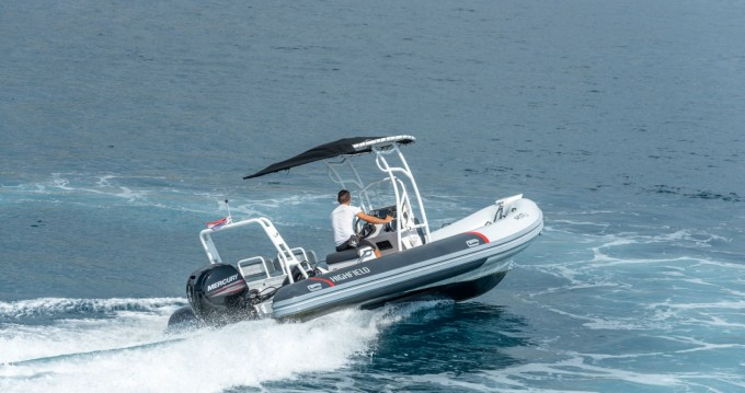 Highfield 640DL entre particulares y profesional Trogir