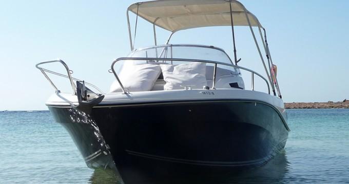 Alquiler Lancha en Isla de Ibiza - Jeanneau Cap Camarat 6.5 WA