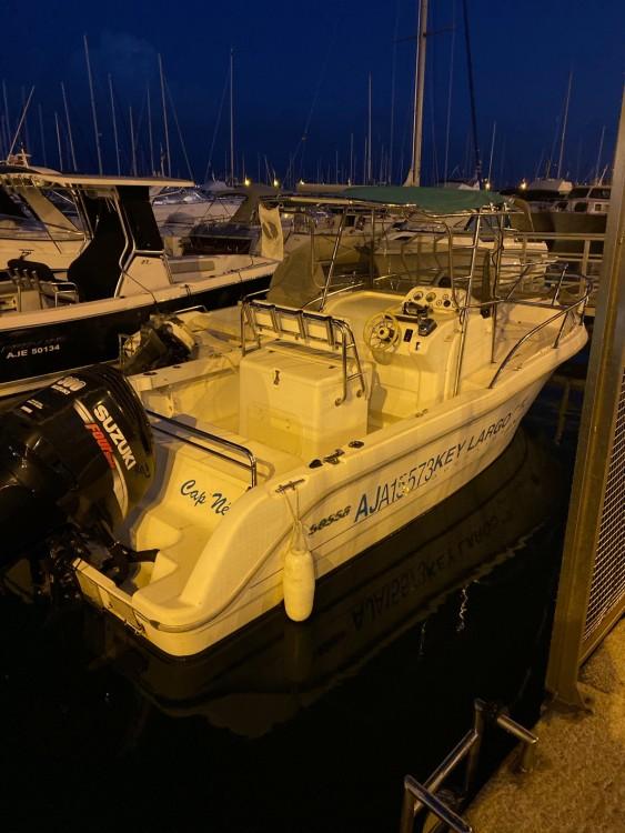 Alquiler de barcos SESSA Key Largo 23 enAjaccio en Samboat