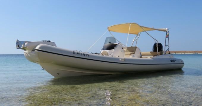 Alquiler de barcos Ibiza (Ciudad) barato de Blackfin 8 Elegance
