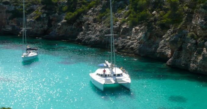 Alquiler de barcos Lagoon Lagoon 380 enIsla de Ibiza en Samboat
