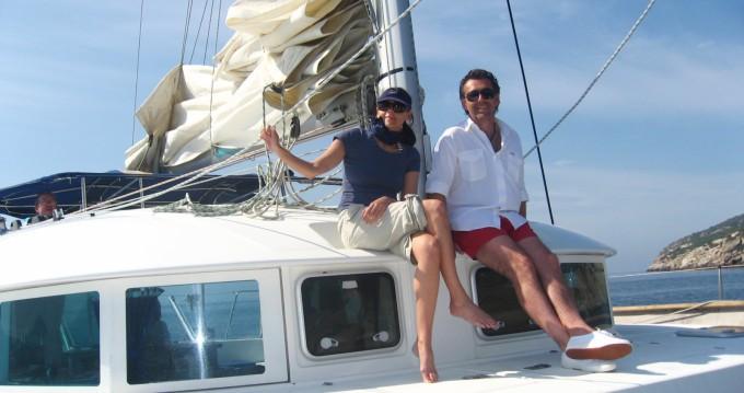 Alquiler Catamarán en Isla de Ibiza - Lagoon Lagoon 380