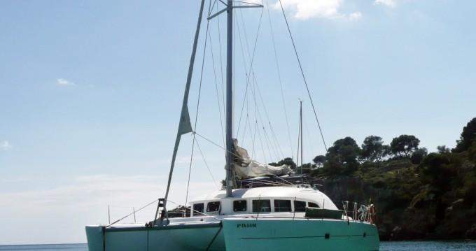 Alquiler de yate Isla de Ibiza - Lagoon Lagoon 380 en SamBoat