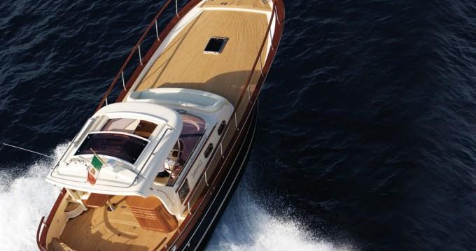 Alquiler de barcos Positano barato de Fratelli Aprea 36