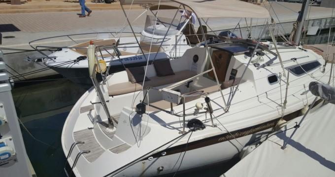 Alquiler de barcos Jeanneau Sun Odyssey 28.1 enIbiza (Ciudad) en Samboat