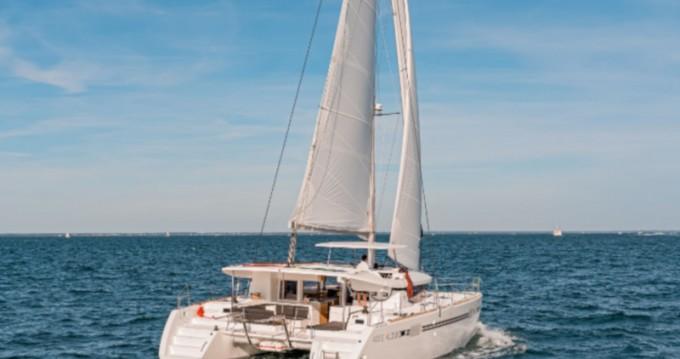 Alquiler de yate Dénia - Lagoon Lagoon 450 Sport Top en SamBoat