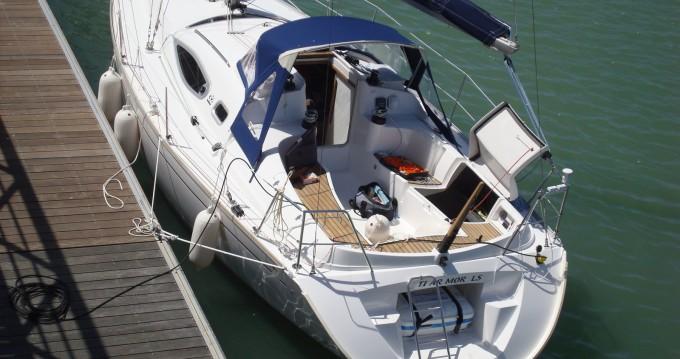 Alquiler Velero Alliaura-Marine con título de navegación