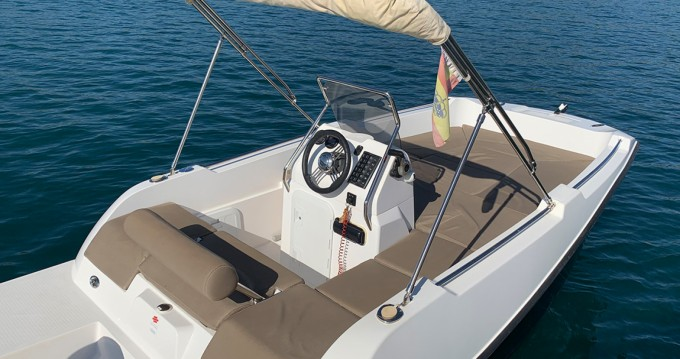 Alquiler de yate Formentera - V2 BOATS 5.0 SPORT en SamBoat