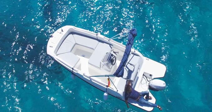Alquiler Lancha en Formentera - V2 BOATS 5.0 SPORT