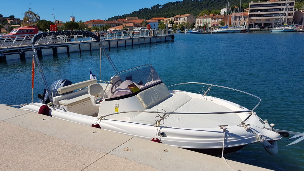 Alquiler de yate Hyères - Pacific Craft Pacific craft 570 Diamond Head en SamBoat