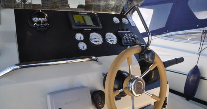 Alquiler Neumática Scanner con título de navegación