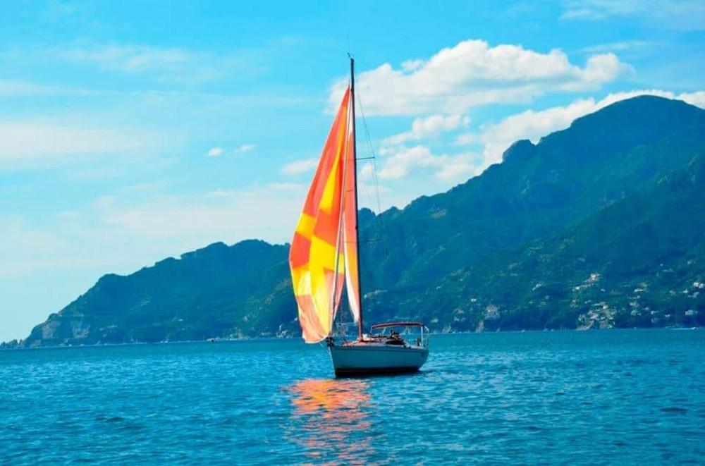 Alquiler Velero en Salerno - Delphia-Yacht Delphia 40