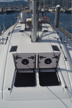 Alquiler de yate Vigo - Jeanneau Sun Odyssey 519 en SamBoat