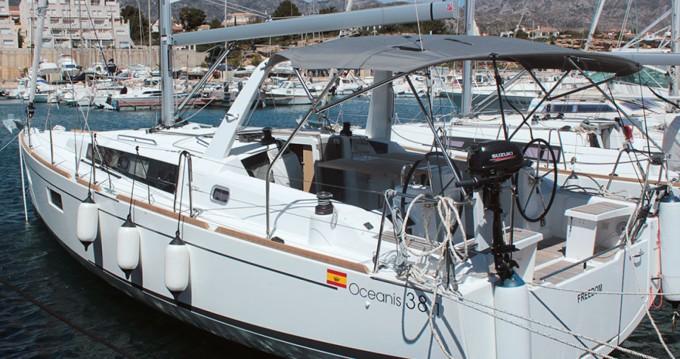 Velero para alquilar Palma de Mallorca al mejor precio