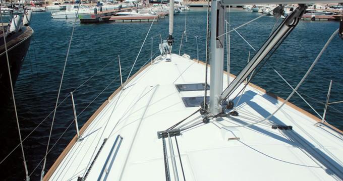 Alquiler de Bénéteau Oceanis 381 en Palma de Mallorca