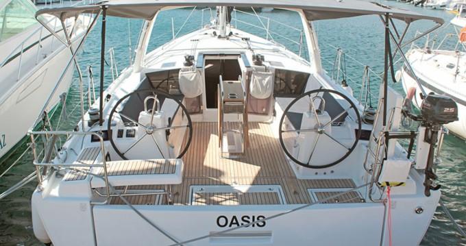 Alquiler de barcos Bénéteau Oceanis 41.1 enPalma de Mallorca en Samboat