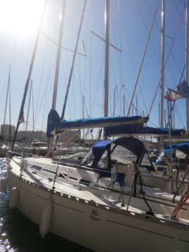 Alquiler Velero en Toulon - Dufour Dufour 36 Classic