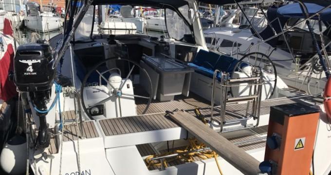 Alquiler de barcos Tenerife (Isla) barato de Oceanis 45