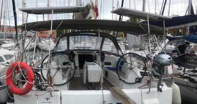Jeanneau Sun Odyssey 519 entre particulares y profesional Tenerife (Isla)