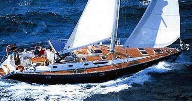 Jeanneau Sun Odyssey 52.2 entre particulares y profesional Préveza