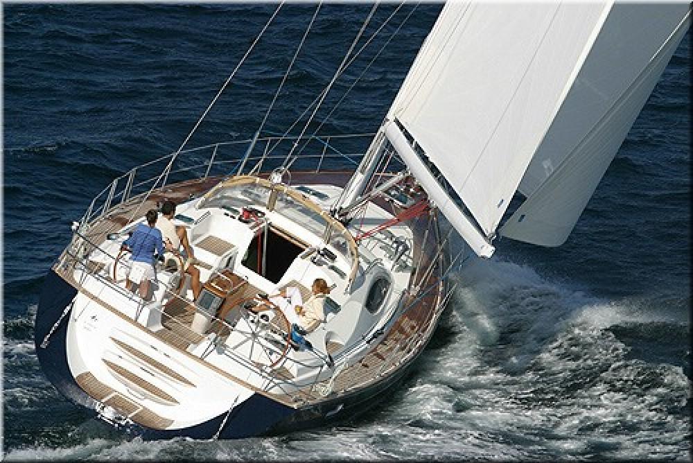 Alquiler de Jeanneau Sun Odyssey 54DS en Rogosnizza