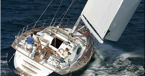 Alquiler de barcos Rogoznica barato de Sun Odyssey 54 DS