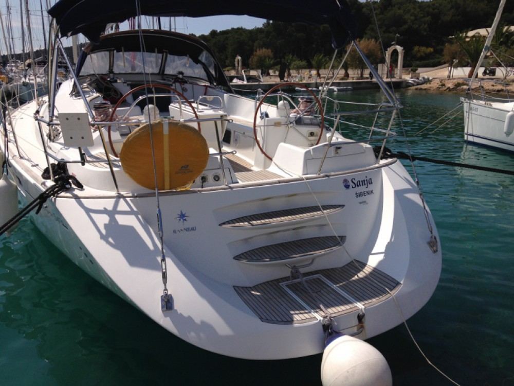 Jeanneau Sun Odyssey 54DS entre particulares y profesional Rogosnizza