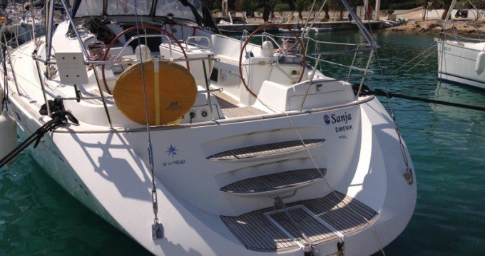 Jeanneau Sun Odyssey 54 DS entre particulares y profesional Rogoznica