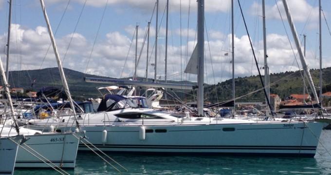 Alquiler de yate Rogoznica - Jeanneau Sun Odyssey 54 DS en SamBoat