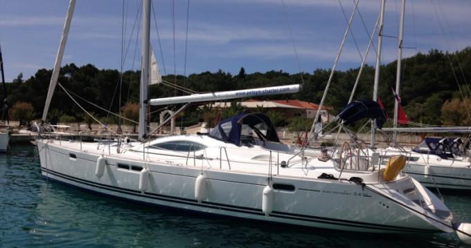 Alquiler de barcos Jeanneau Sun Odyssey 54 DS enRogoznica en Samboat