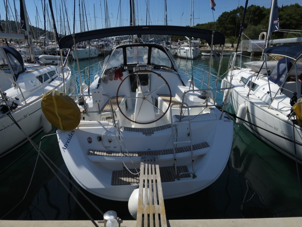 Alquiler de barcos Jeanneau Sun Odyssey 36i enRogoznica en Samboat