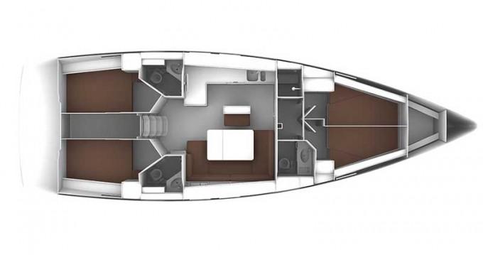 Alquiler Velero en Rogoznica - Bavaria Cruiser 46