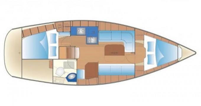 Alquiler de Bavaria Cruiser 34 en Göteborg socken