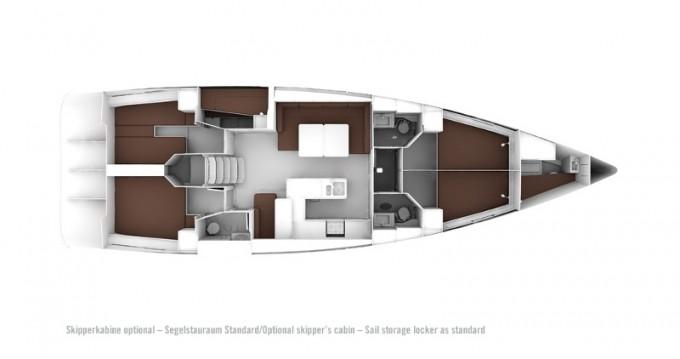 Alquiler de barcos Lanzarote barato de Cruiser 56