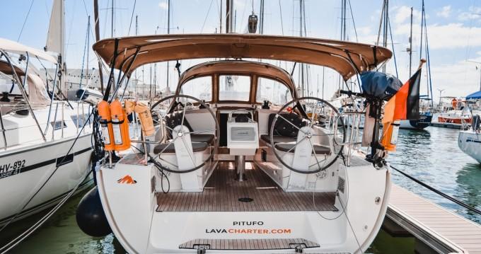 Velero para alquilar Lanzarote al mejor precio