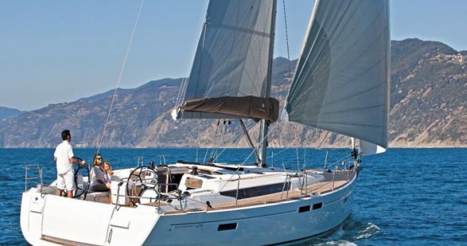 Jeanneau Sun Odyssey 519 entre particulares y profesional Lanzarote