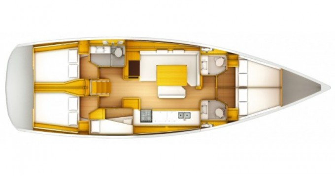 Alquiler de barcos Lanzarote barato de Sun Odyssey 519