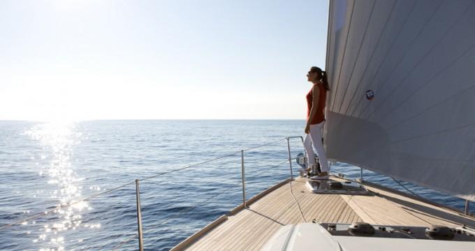 Alquiler Velero en Lanzarote - Jeanneau Sun Odyssey 519