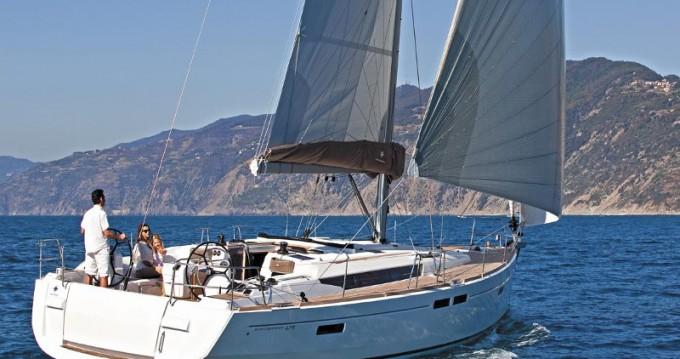 Alquiler Velero en Lanzarote - Jeanneau Sun Odyssey 479