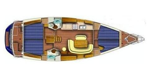 Alquiler de barcos Sukošan barato de Sun Odyssey 45