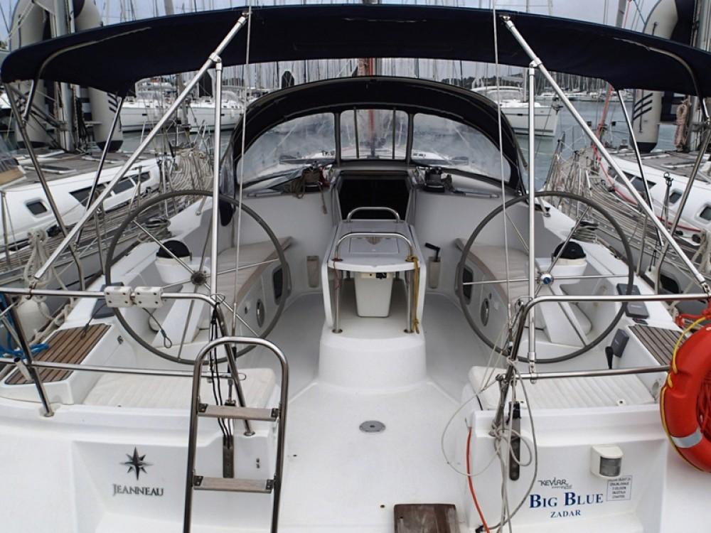 Alquiler de barcos Jeanneau Sun Odyssey 45 enSukošan en Samboat