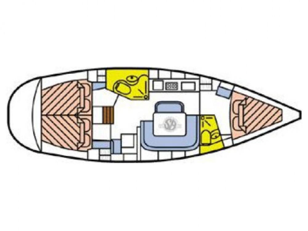 Alquiler de yate Sukošan - Bavaria Bavaria 39 Cruiser en SamBoat